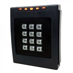 Card Reader with keypad, Online