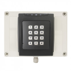 Barrier Box With Online Card reader and Keypad