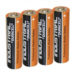 Alcaline batteries, AA 4 PACK